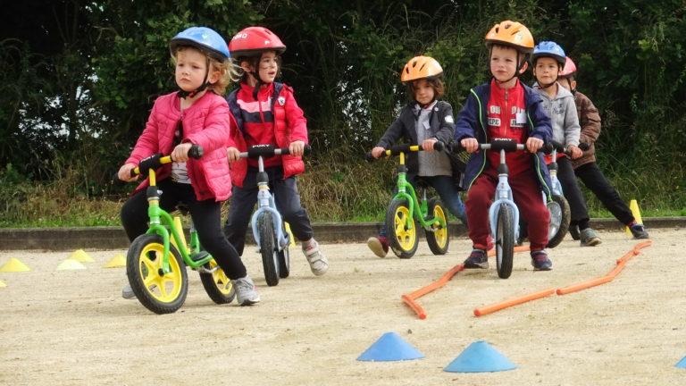 Anjou sport nature La Jaille-Yvon Activités sportives Vélo Groupes scolaires