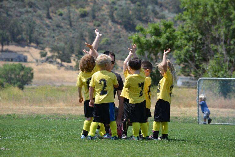 Anjou sport nature La Jaille-Yvon sport collectif groupes scolaires