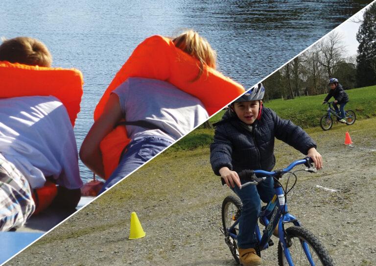 Anjou sport nature journée navigation et sport en mayenne