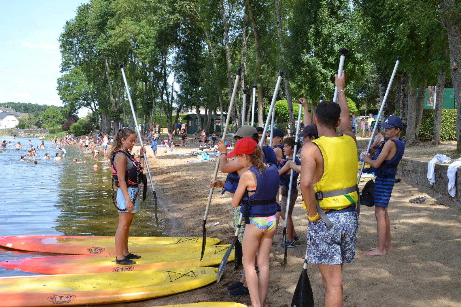 anjou sport nature se déplace paddle