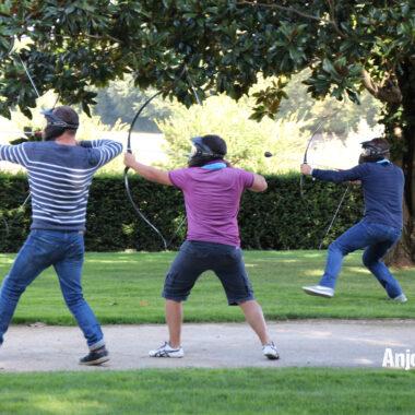 anjou sport nature fun archery