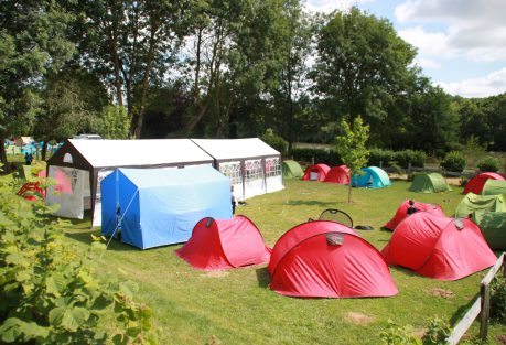 camping emplacement anjou sport nature