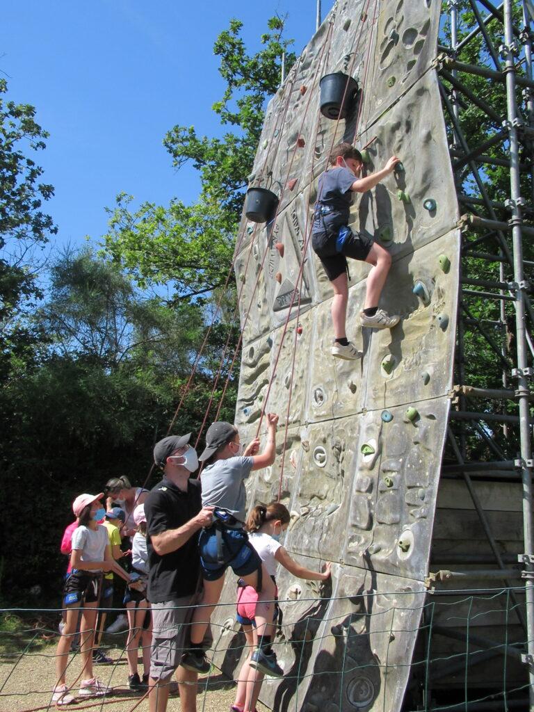anjou sport nature la jaille-yvon groupes scolaires challenge Multisport