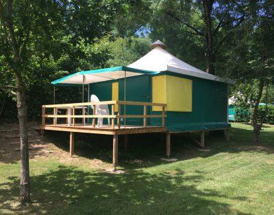 bungalow toilés anjou sport nature