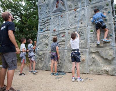 anjou sport nature escalade groupe scolaire