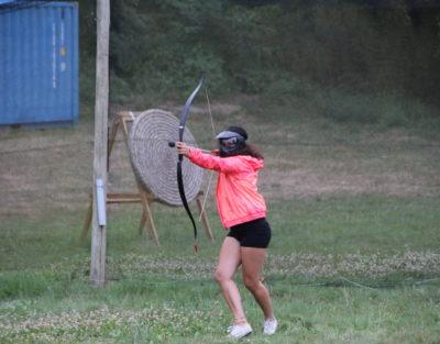 anjou sport nature fun archery a la jaille yvon