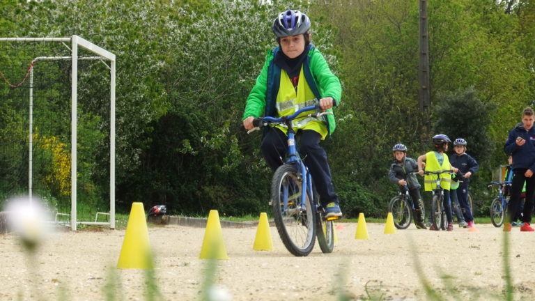anjou sport nature groupe scolaire vtt