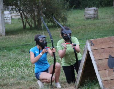 anjou sport nature la jaille yvon fun archery