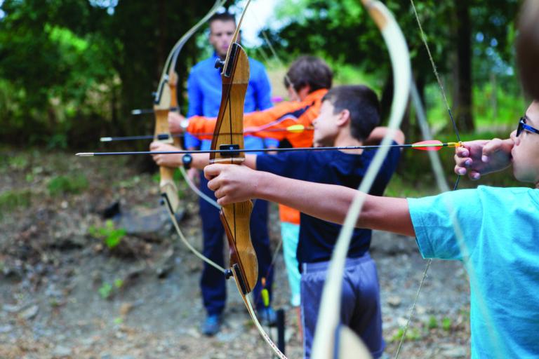 anjou sport nature la jaille-yvon groupes scolaires challenge mini raid