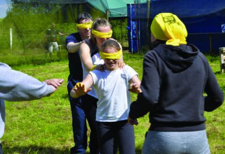 anjou sport nature la jaille-yvon groupes scolaires challenge outdoor