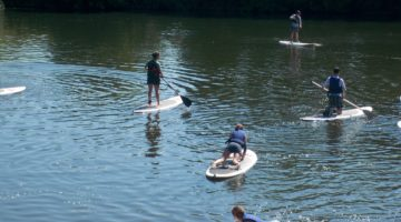 anjou sport nature stand up paddle à la jaille yvon tourisme