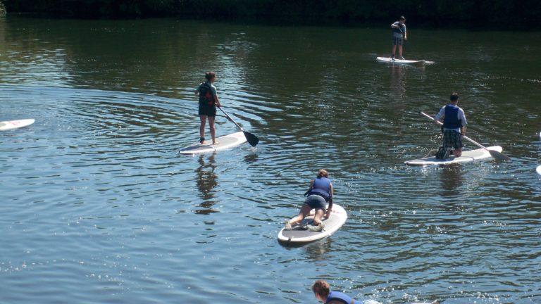 anjou sport nature stand up paddle à la jaille yvon tourisme